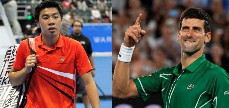 Vemic dice que Nakashima está casi al mismo nivel mental que Djokovic