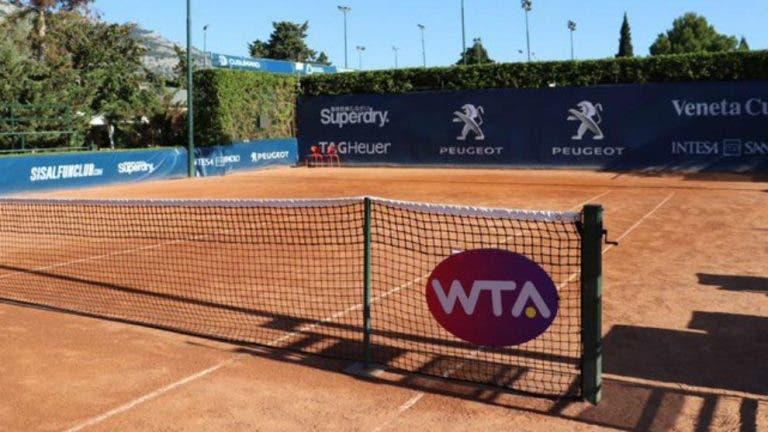 El WTA de Palermo se encuentra libre de covid-19
