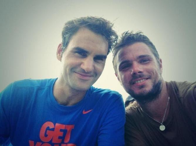 Wawrinka considera a Federer como un hermano mayor