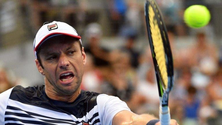 Zeballos se siente entre la espada y la pared con respecto al US Open