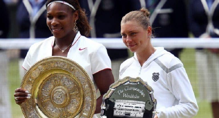 Zvonareva no puede más que dejar elogios para Serena Williams