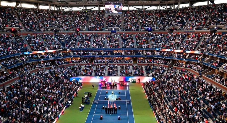 Alcalde de Nueva York dice que el US Open sí podrá realizarse