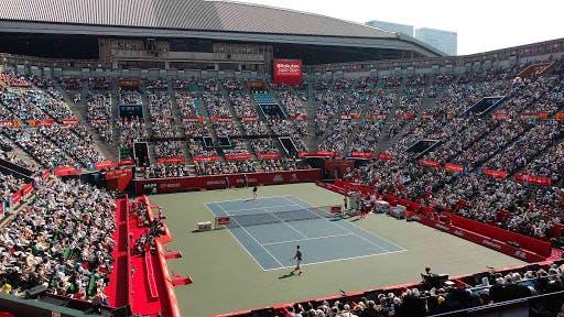 Cancelación del ATP de Tokio genera pérdidas a la Federación Japonesa