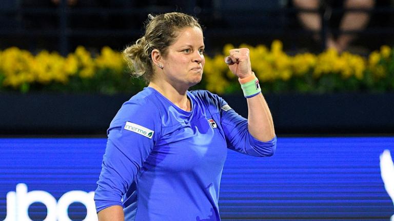 Kim Clijsters vuelve a saborear la victoria en el World Team Tennis