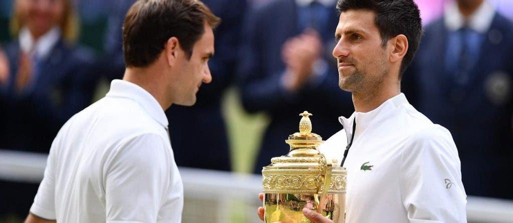 Hoy hace un año: Djokovic venció a Federer en la final de Wimbledon