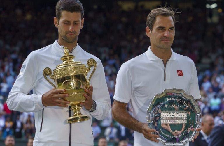 Becker: «Federer fue mejor que Djokovic en la final de Wimbledon 2019»