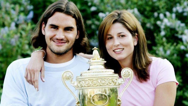 Roger Federer recuerda los Juegos Olímpicos donde conoció a Mirka