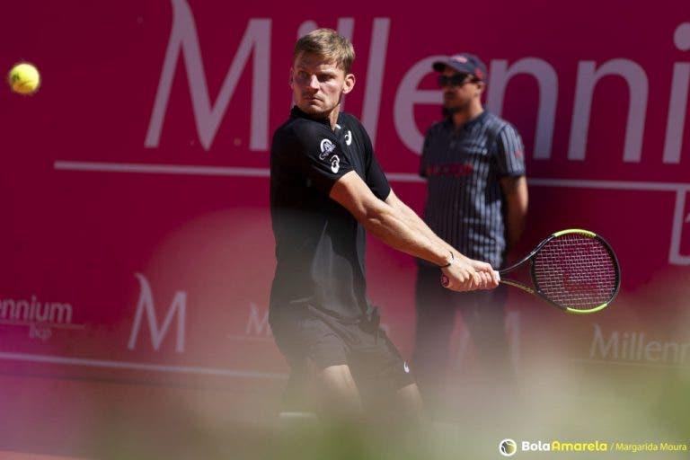 David Goffin: «El objetivo será ir a Roland Garros»