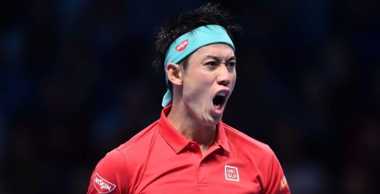 Nishikori se recupera de la covid-19, pero se retira del US Open
