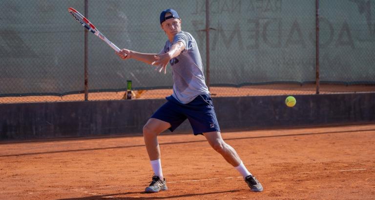 Hijo de Bjorn Borg inicia entrenamientos en la Academia de Rafael Nadal