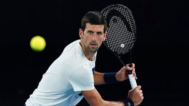 Médico serbio apoya a Djokovic ante lo sucedido en el Adria Tour