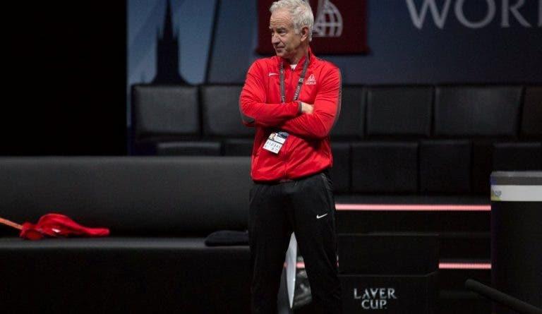 McEnroe sobre el Adria Tour: «Espero que podamos aprender la lección»