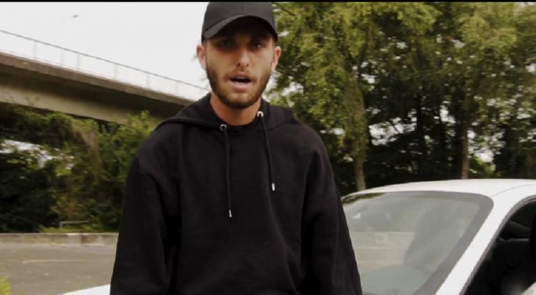 [VIDEO] Corentin Moutet, el tenista-artista, lanza otro videoclip