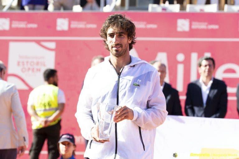 Cuevas duda en ir al US Open: «Es como meterse en la cueva del lobo»