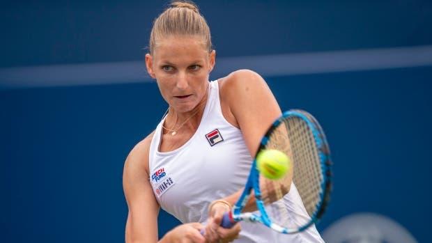 Karolina Pliskova pone condiciones para participar en el WTA de Palermo