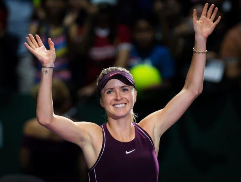 Elina Svitolina tampoco competirá en el US Open 2020