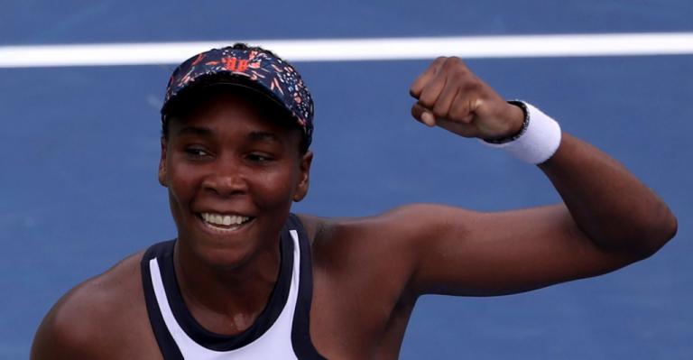 Venus Williams quiere volver a ganar títulos al lado de su hermana Serena