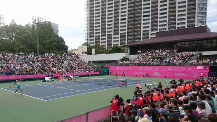 WTA repone el calendario y el torneo de Tokio ya tiene fecha