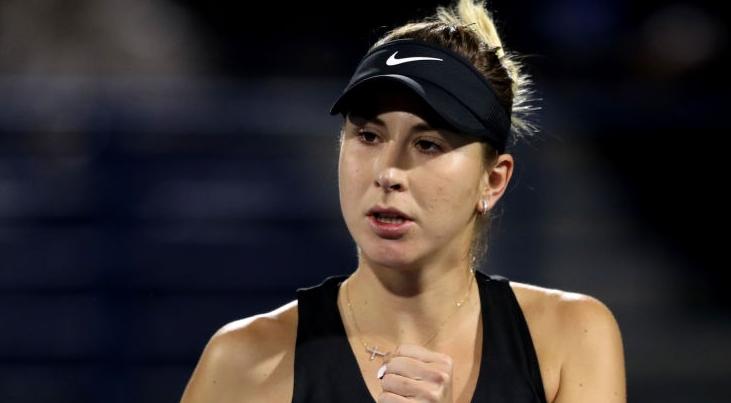 Belinda Bencic confirmó que no participará en el US Open