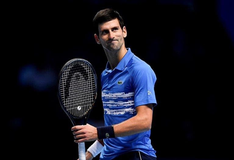 Djokovic ayuda a pequeña niña con atrofia muscular espinal