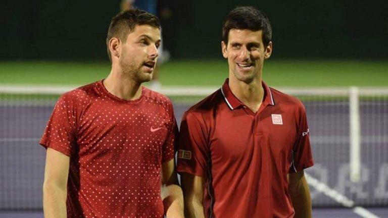 Djokovic aparece en la entry list de dobles del ATP de Cincinnati
