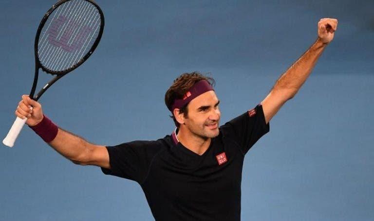 [VIDEO] ¡Feliz cumpleaños Federer! Aquí 39 grandes momentos de su carrera