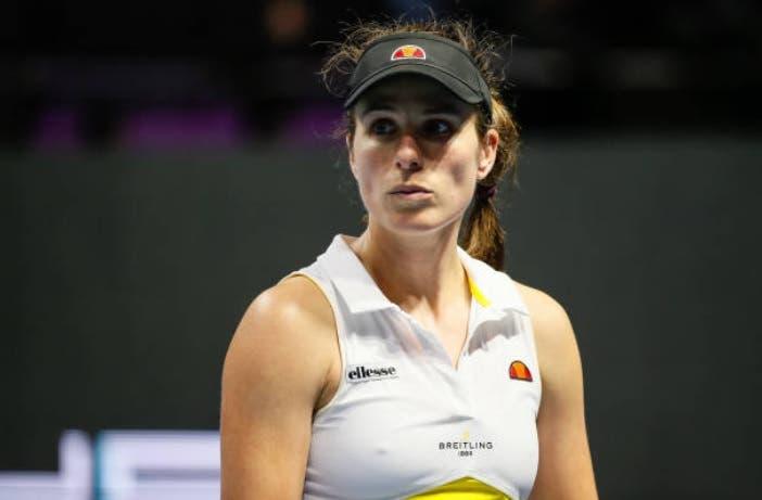 Konta y Pegula avanzan este lunes en el WTA Premier 5 de Cincinnati