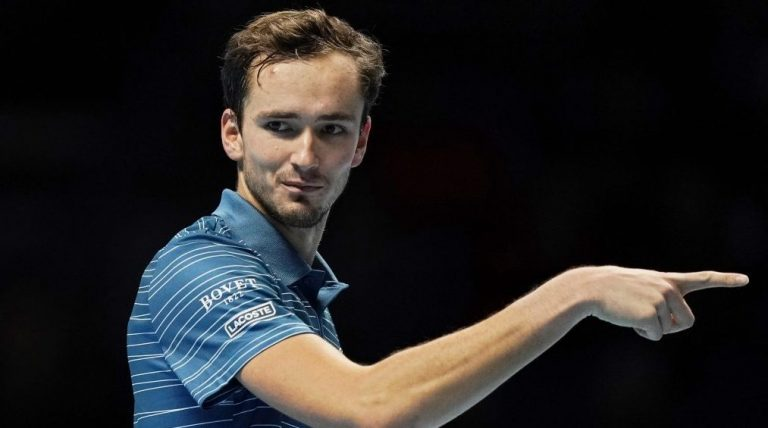 Medvedev habla de sus expectativas para el US Open