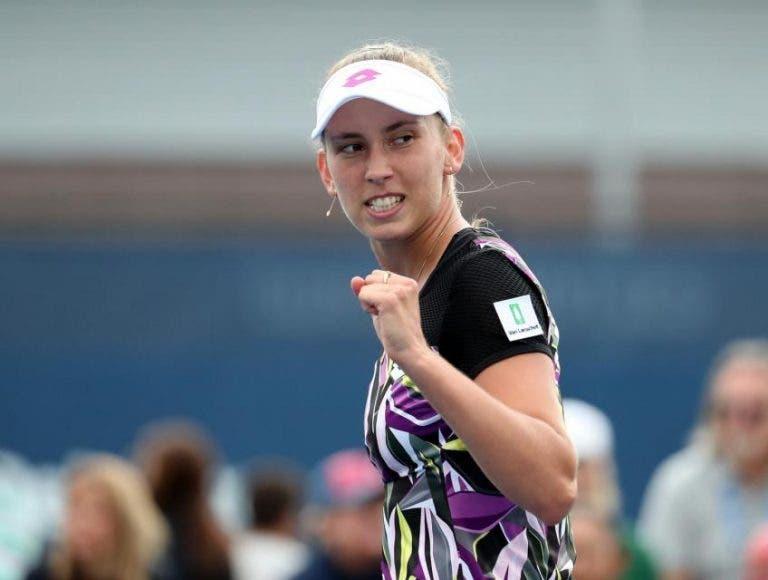 Elise Mertens entra con pie derecho en el torneo de Roma