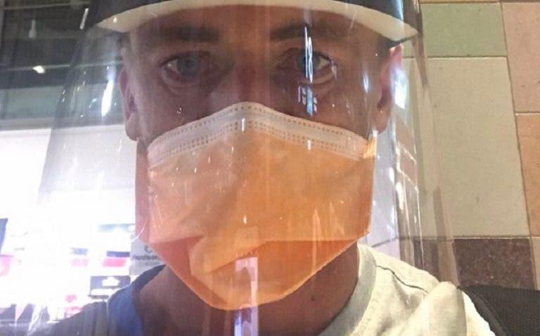 """Millman está impresionado por la """"burbuja"""" de seguridad en Nueva York"""