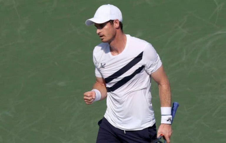 Andy Murray despacha a Alexander Zverev y avanza a 'octavos'