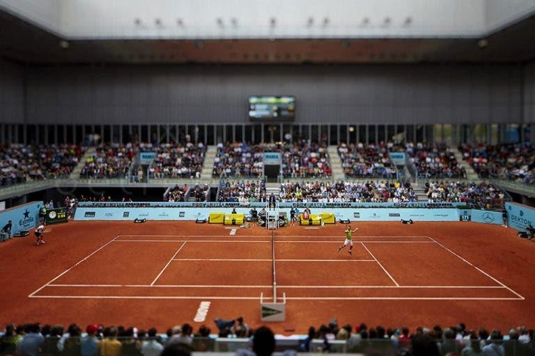 La covid-19 vuelve a poner al Mutua Madrid Open en peligro