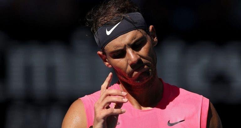 Nadal todavía no sabe si jugará en el Masters 1000 de Roma