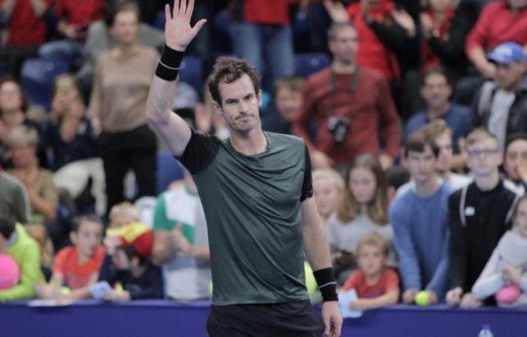 Popyrin dice no al US Open y Murray entra directo al cuadro principal