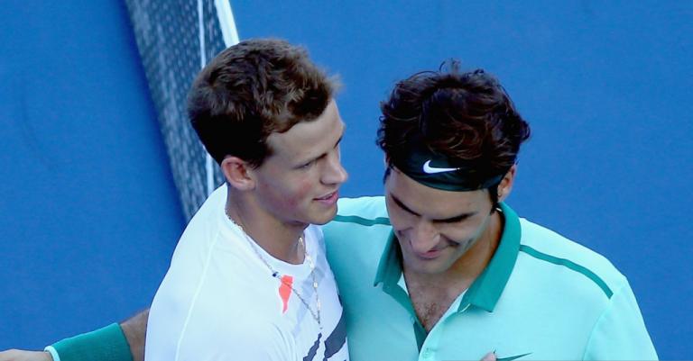 Pospisil elogia la actitud de Federer en el Consejo de Jugadores