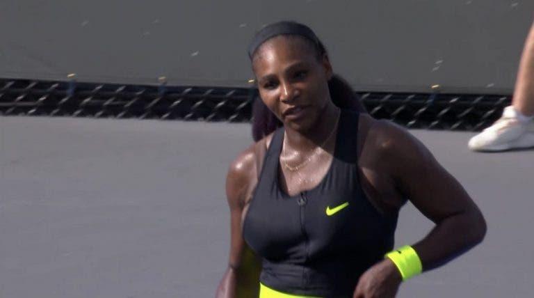 Serena se enorgullece de ella misma: «es un privilegio ser Serena Williams»