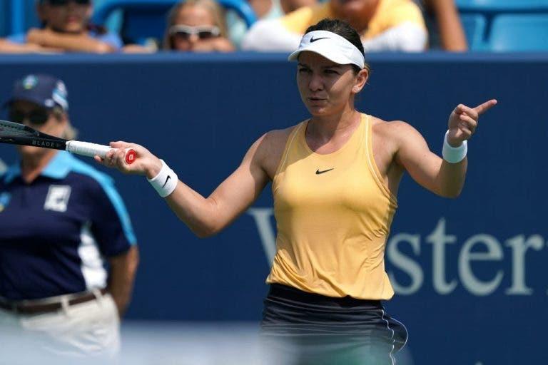 ¡OFICIAL! Simona Halep no participará en el US Open