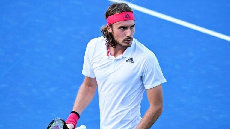 Tsitsipas cree que el US Open pierde mucho sin Federer y Nadal