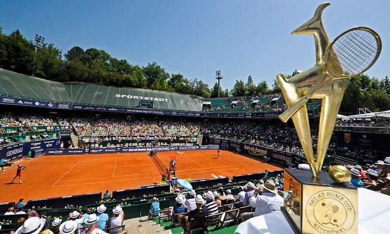 Estos son los tenistas que, hasta ahora, jugarán en el ATP de Kitzbühel