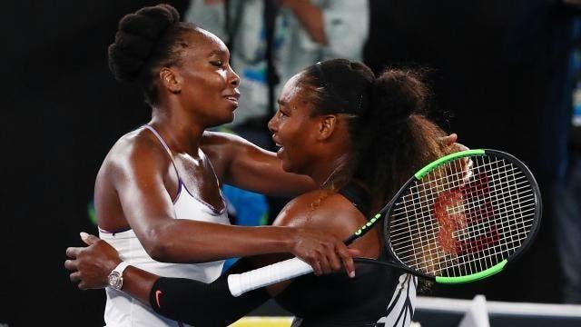 Serena vs. Venus: todo lo que debes saber sobre este increíble encuentro