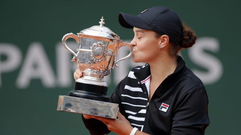 La WTA considera terminar la temporada en Roland Garros