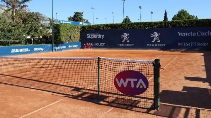 Conoce el cuadro del WTA International de Palermo