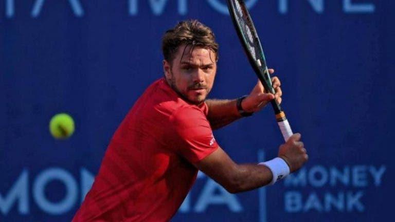 Stan Wawrinka avanza a los cuartos de final del Challenger de Praga