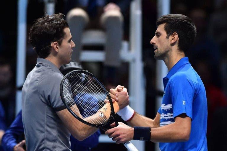 ATP confirma los primeros tres tenistas clasificados para las ATP Finals