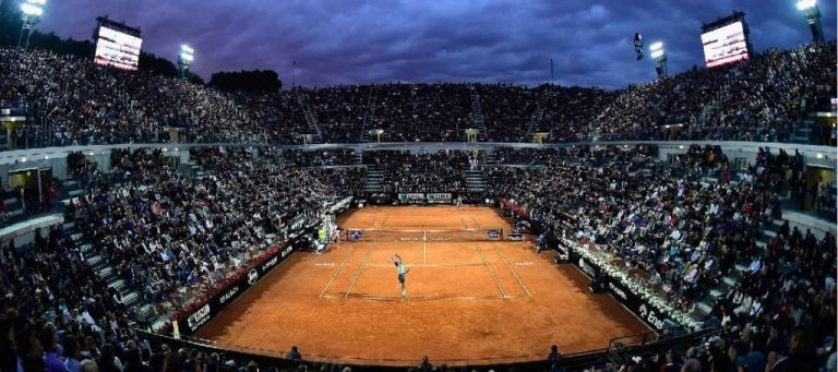 Director del ATP de Roma tiene buenas noticias para los semifinalistas del US Open