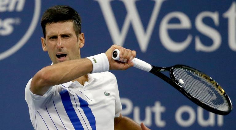 Novak Djokovic sigue triunfando en el Masters 1000 de Cincinnati