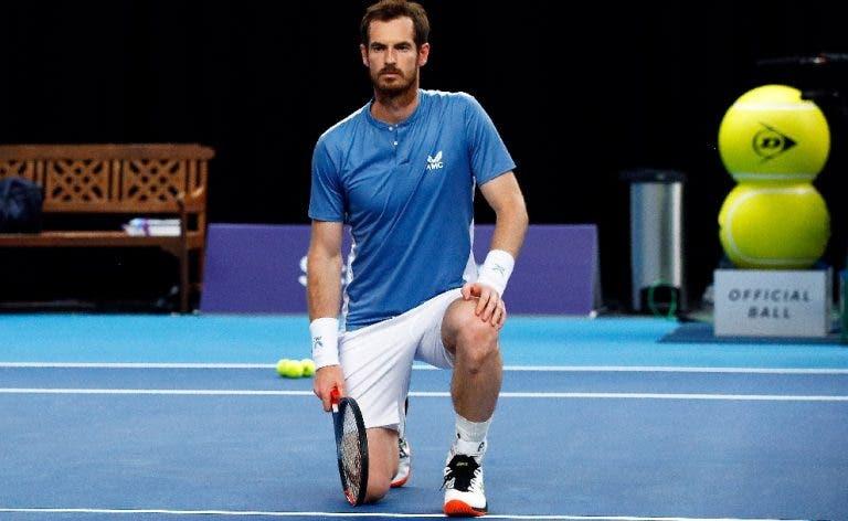 Entrenador de Murray dice que el tenista aún puede competir al mejor nivel