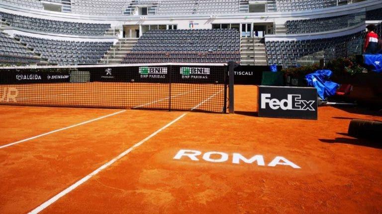 Ya sabemos que día se jugará la final del Open de Roma