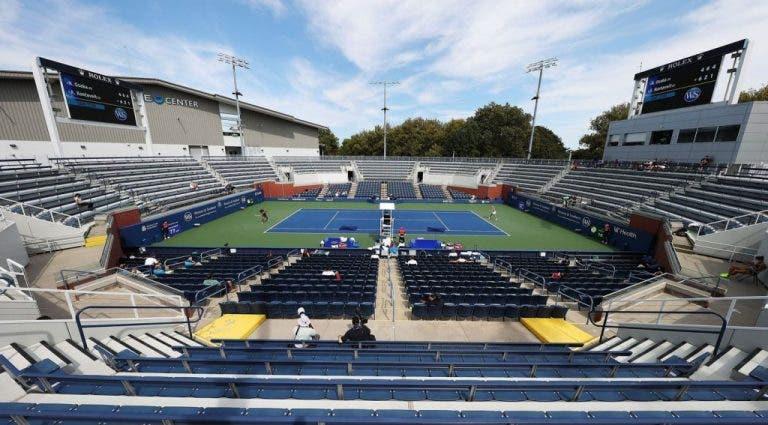 Este jueves no habrá tenis en el Western and Southern Open