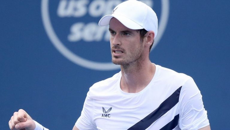Murray vence a Nishioka en casi 5 horas de partido en el US Open